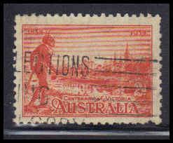 Australia Used Very Fine ZA4212