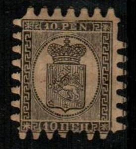 Finland Scott 8 mint no gum (Catalog Value $750.00)