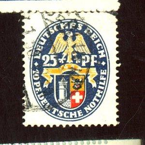GERMANY #B131 USED FVF Cat $53