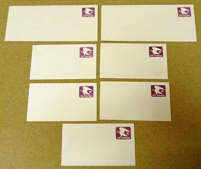 U592, B U.S. Postage Envelopes qty 7