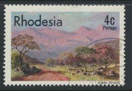 Rhodesia   SG 544   SC# 382   Used  Landscape Paintings see details