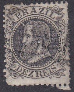 Brazil Sc #82 Used