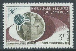 Cameroun, Sc #382, 3fr MH