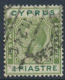 Cyprus  SG 105 Used    see detail and scan