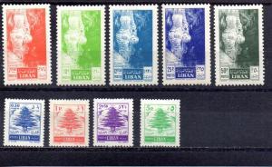Lebanon  287-295 MH