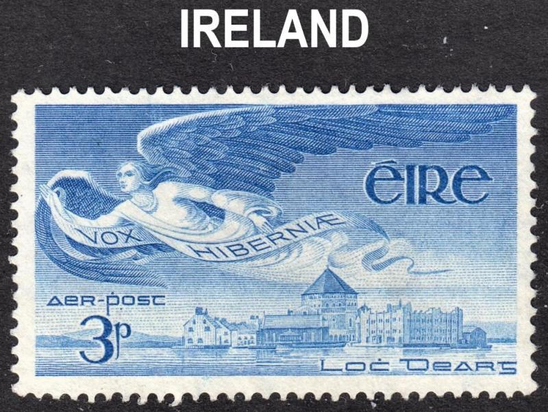 Ireland Scott C2  F to VF unused no gum.