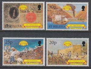 St Helena 712-715 MNH VF