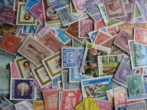 Venezuela elusive mixture (duplicates, mixed condition) of 100 check them out!