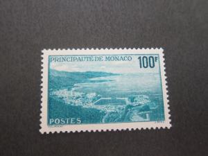 Monaco 1959 Sc 429 MH
