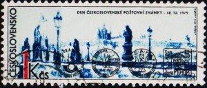 Czechoslovakia. 1979 1k S.G.2502 Fine Used
