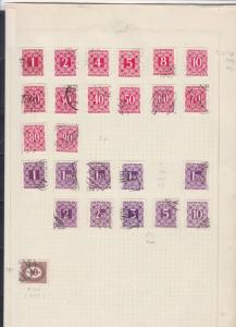 austria 1949 stamps page ref 18442