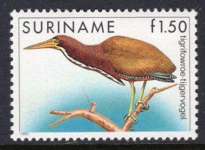 Suriname 726 Bird MNH VF