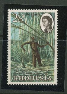 Rhodesia SG 356   MH