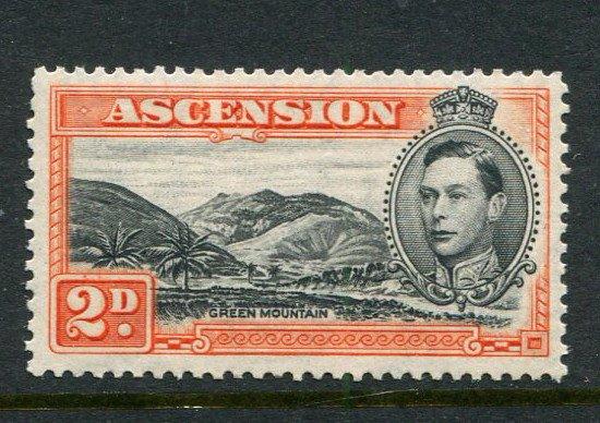 Ascension #43b MNH