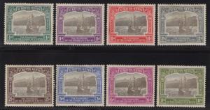 St. Kitts & Nevis #'s 52-59(8) - O.G. - L.H.