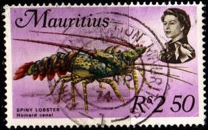 MAURITIUS [1969] MiNr 0346 X ( O/used ) Tiere