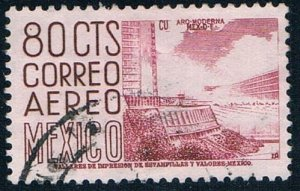 Mexico Stadium 80 - pickastamp (MP6R703)