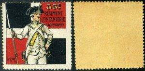 WWI France 35th Infantry Regiment (35er Régiment d'Infanterie)