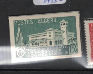 Algeria SC B56 Imperf MNH (9dqf)