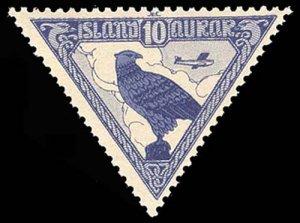ICELAND C3  Mint (ID # 96582)