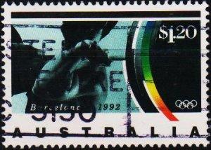 Australia. 1992 $1.20 S.G.1360 Fine Used