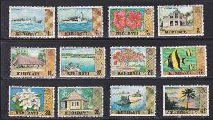 Kiribati # 327-332, 334-340, Pictorial Issues, NH, 1/3 Cat