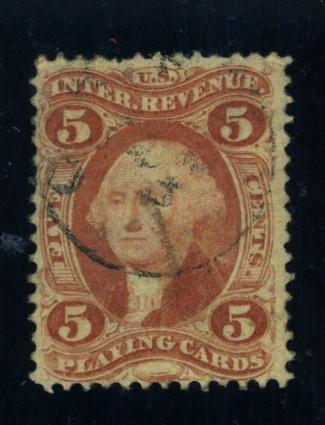 R28c Used Fine Sm Defects Cat$40