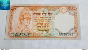 Nepal 1990 Banknote › 20 Rupees