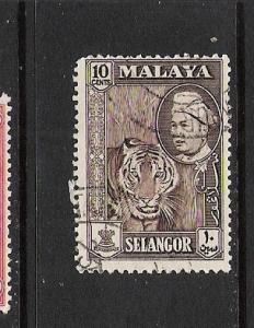MALAYA SELANGOR 107 VFU 829D B