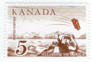 (I.B) Canada Cinderella : Rheostatics 5c (Hilarious Soft Brick)