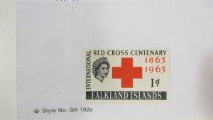 Falkland Is 147 MNH