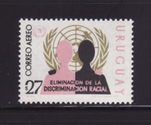 Uruguay C378 Set MNH UN (B)