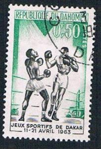 Dahomey 172 Used Boxing (BP1019)