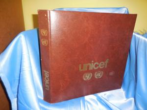 Unicef binder