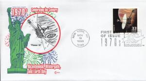 #3189i Pioneer 10 Covercraft FDC