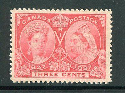 Canada #53 Mint XF   NH  lovely stamp