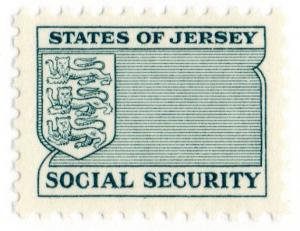 (I.B) Jersey Revenue : Social Security (unappropriated)