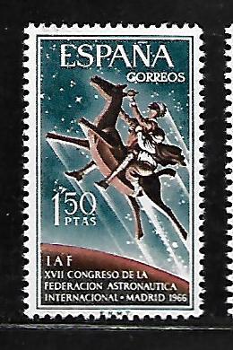 SPAIN, 1376,  MNH, DON QUIXOTE AND SANCHO PANZA ON CLAVILENO