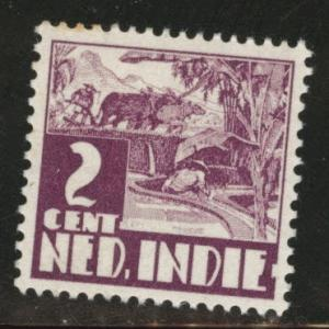 Netherlands Indies  Scott 165 MH* from 1934