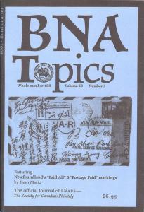 BNA Topics, Whole No. 488, Vol. 58, No. 3, Third Quarter ...