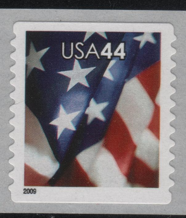 4395 Flag MNH Single