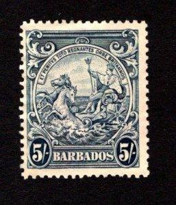 BARBADOS  SC# 201A  FVF/MNG