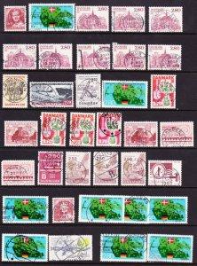 Denmark postmark picks 1970s-80s #2