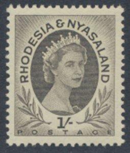 Rhodesia & Nyasaland SG 9 Sc# 149  MLH  see  scan