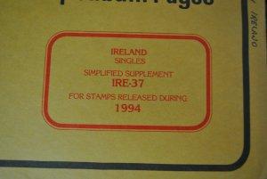 White Ace 1994 supplement Ireland, new unused