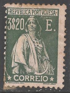 PORTUGAL 298R VFU Z6192