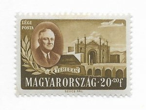 Hungary #CB1A MH CAT VALUE $4.25