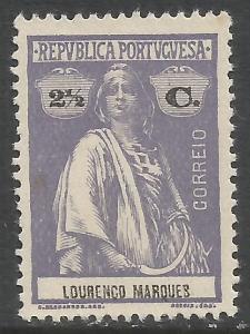 LOURENCO MARQUES 121 MOG CERES Z228-2