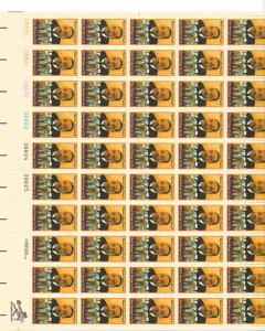 US 1771 - 15¢ MLK Jr. and Civil Rights Marchers Unused