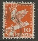SWITZERLAND 211 VFU E440-3